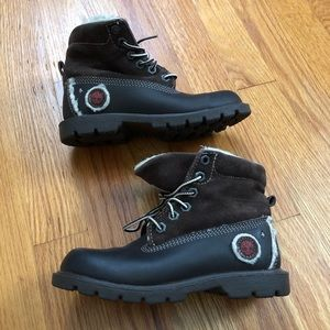 Timberland Toddler Toll Top boots